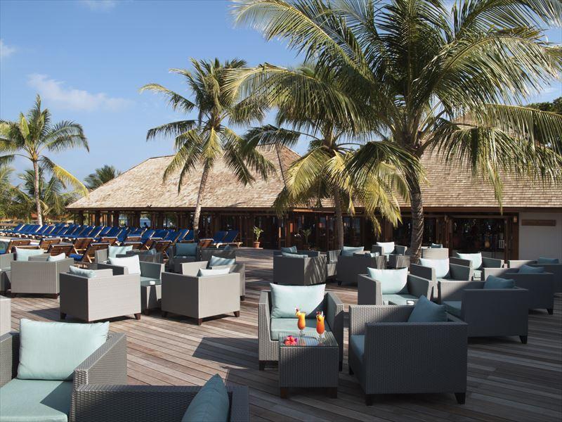 中部国際空港発 スリランカ航空 ヴィラメンドゥ アイランドリゾート 全食事付 1泊目マーレ泊 9