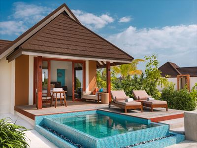 BEACH VILLA WITH POOL1